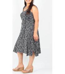 vestido negro minari cortejo seda