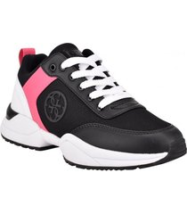 zapatilla footwear gwbridell4 blmfb negro guess