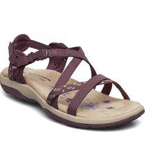 womens sandal - reggae slim vacay shoes summer shoes flat sandals lila skechers