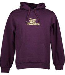 dnu-men's jills m knit hooded sweatshirt