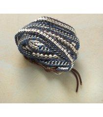 sky bridge 5 wrap bracelet