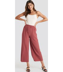 trendyol carmen trousers - red