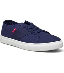 pillsbury låga sneakers blå levi's shoes