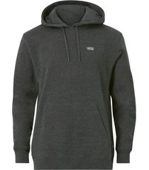 huvtröja basic pullover fleece