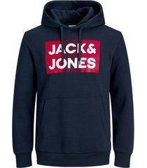 sweater jack jones sweatshirt corp logo