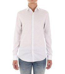 overhemd lange mouw calvin klein jeans k10k105041
