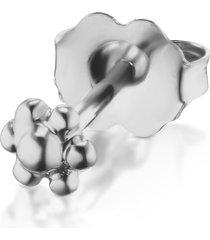 maria tash ball flower stud earring in white gold at nordstrom