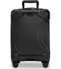 briggs & riley torq 21-inch international wheeled carry-on - black