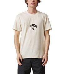 t-shirt korte mouw globe t-shirt dion agius hollow