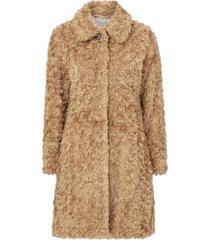 fuskpäls amandine long jacket