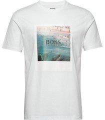 tsummer 4 t-shirts short-sleeved vit boss