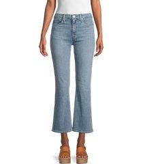 hudson women's blair high-rise bootcut jeans - citara - size 31 (10)