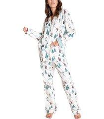 pj salvage bearly awake flannel pyjama * gratis verzending *