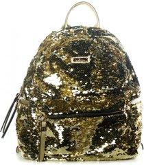 mochila garden dorado xl