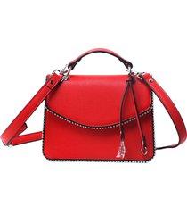 bolsa fedra f5834 vermelho
