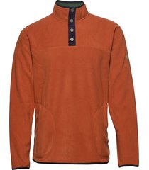hkt hz plr flc sweat-shirt trui oranje hkt by hackett