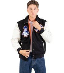 fraternity varsity baseball jacket