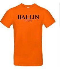 ballin new york ballin heren t-shirt special ek edition -