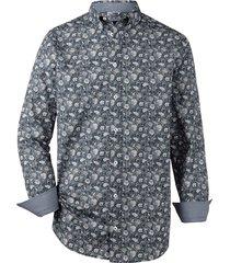 overhemd babista blauw::wit
