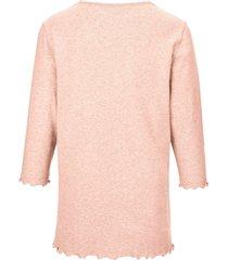 pyjama van 100% katoen met 3/4-mouwen van peter hahn oranje