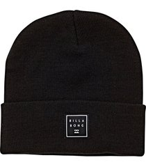 gorro  stacked negro billabong