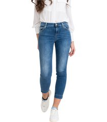 stefy jeans with slits