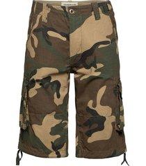 jet short camo shorts cargo shorts grön alpha industries