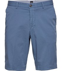 slice-short shorts chinos shorts blå boss
