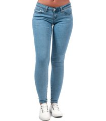 only womens wonder coral low skinny jeans size 30r in blue