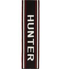 original hunter branded scarf