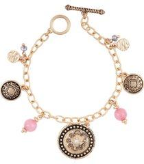 nanette nanette lepore charm bracelet