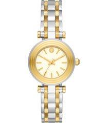 women's tory burch classic-t bracelet watch, 30mm