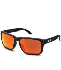 gafas negro-rojo oakley holbrook