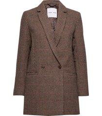 ditte jacket 11284 blazer colbert bruin samsøe & samsøe