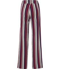 broek pasvorm cornelia in marlene-stijl van peter hahn rood
