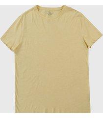 camiseta amarillo banana republic