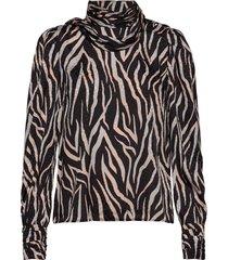 feigz blouse ye19 blouse lange mouwen multi/patroon gestuz