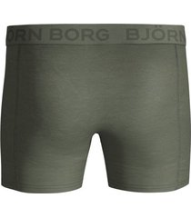 bjorn borg boxershort 2-pak colour field red