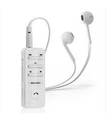 audifonos bluetooth, i4 inalambricos audifonos bluetooth manos libres  3.1 auriculares intrauditivos auriculares estéreo de música auriculares con micrófono para todos los teléfonos (blanco)