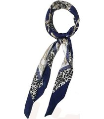 pañuelo azul nuevas historias raso animal combinado ba764-35