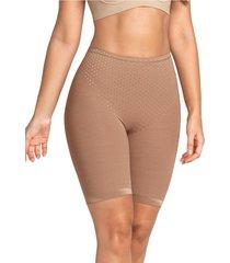 panty panty control suave marrón leonisa 012966