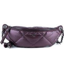 riñonera violeta xl damaris
