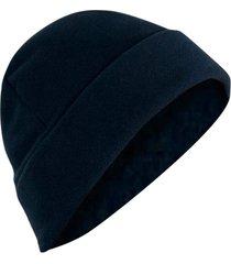 gorro fleece térmico classic unissex frio extremo preto