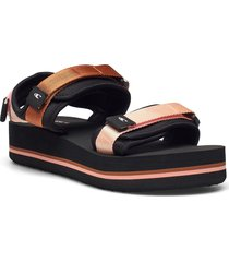 fw mia strap sandals shoes summer shoes flat sandals brun o'neill