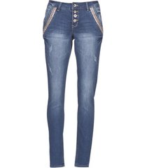 straight jeans cream dicte