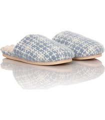 slippers sherpa retro thm unisex
