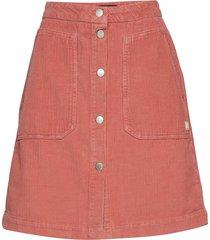 alba skirt kort kjol rosa morris lady