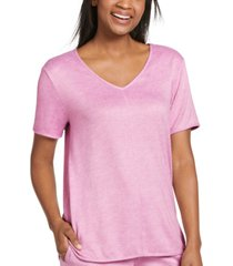 jockey luxe lounge pajama t-shirt