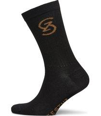 antagz socks ma20 lingerie socks regular socks svart gestuz