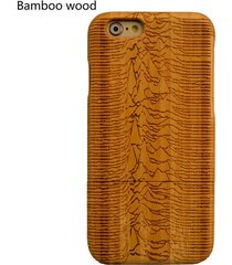 natural wood phone case for iphone7 6 6s plus mountains engraved hard back cover